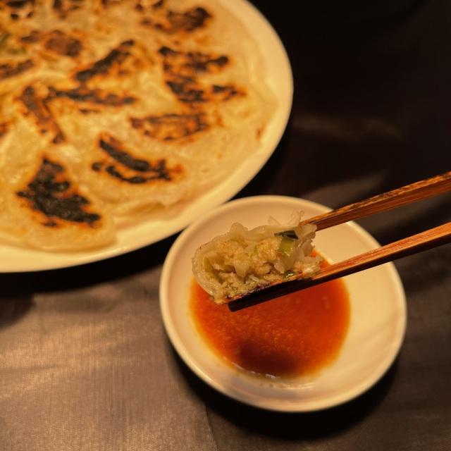 北京飯店 梅餃子