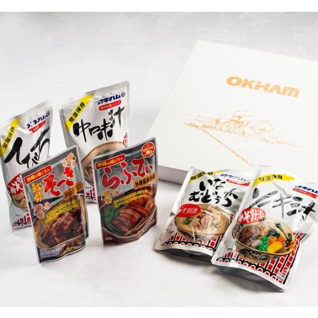 琉球料理6点セット