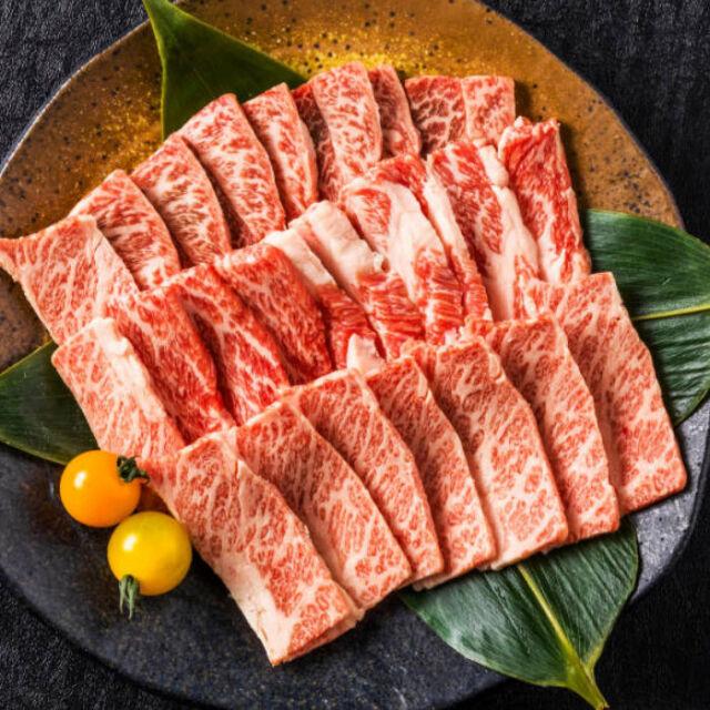 仙台牛肩ロース焼肉