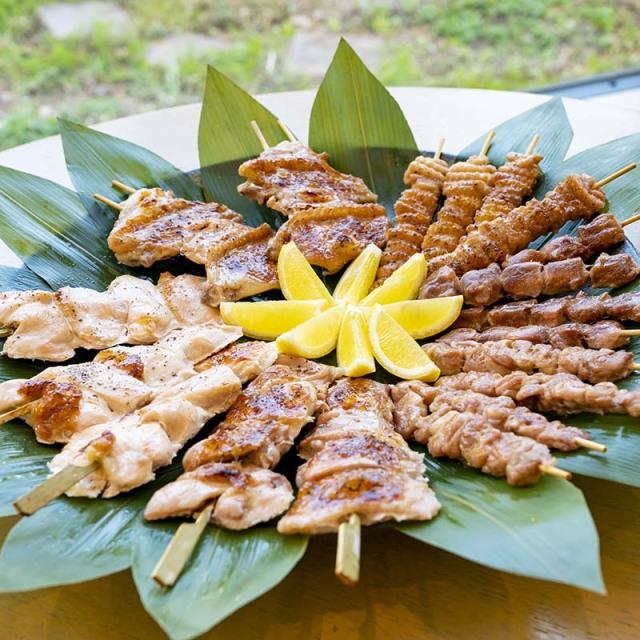 赤鶏BBQ焼鳥セット