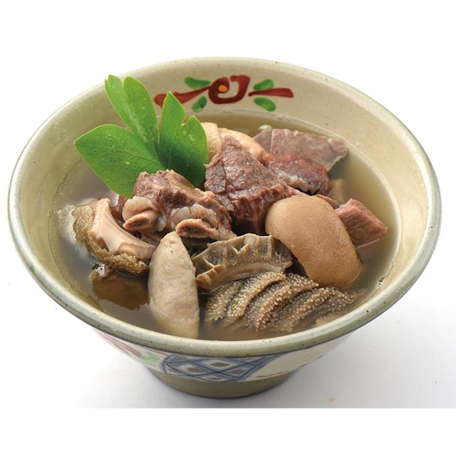 琉球料理シリーズ やぎ汁セット