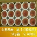 桜白桃(9月上中旬頃〜)【5kg箱】【ご贈答用】