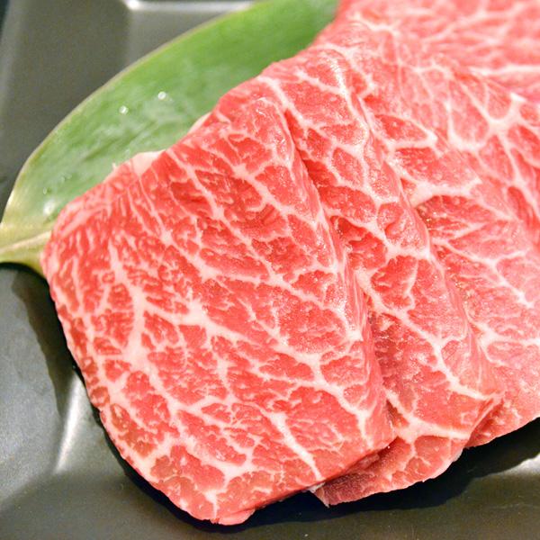 オリーブ牛カタ肉(焼肉用)