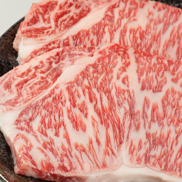 オリーブ牛サーロインステーキ