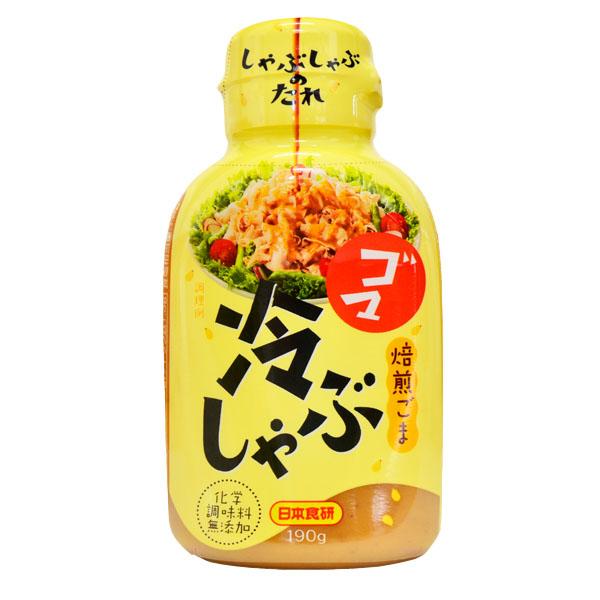 日本食研 しゃぶしゃぶ ごま