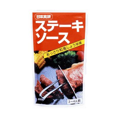 日本食研ステーキソース80g