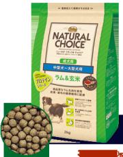 中大型犬 成犬用 ラム&玄米 【13.5kg 】