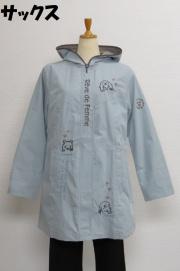 203-2001  ジャケット 新色カラー (綿70%、ナイロン30%)