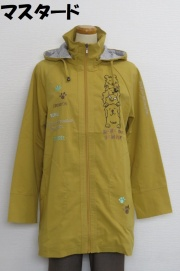 213-2001 ジャケット (綿70%、ポリ27%、ポリウレ3%) サイズ:M・L・XL