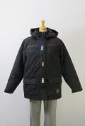 174-3001 4WAYコート ブラック(ポリ100%) サイズ:F・XL