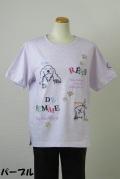 192-1006 半袖Tシャツ (綿95%、ポリウレ5%)