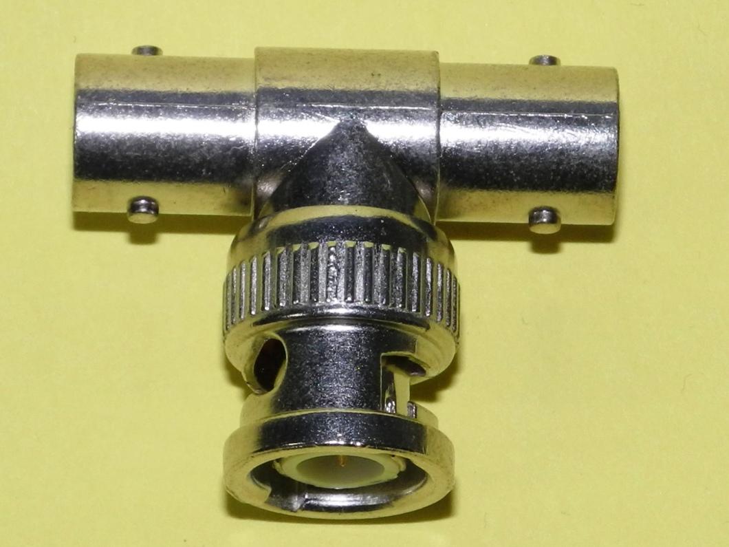 BNC PJJ  T型コネクター