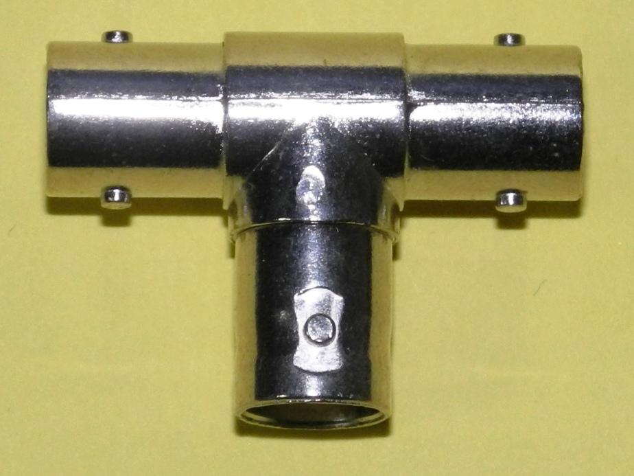 BNC JJJ  T型コネクター