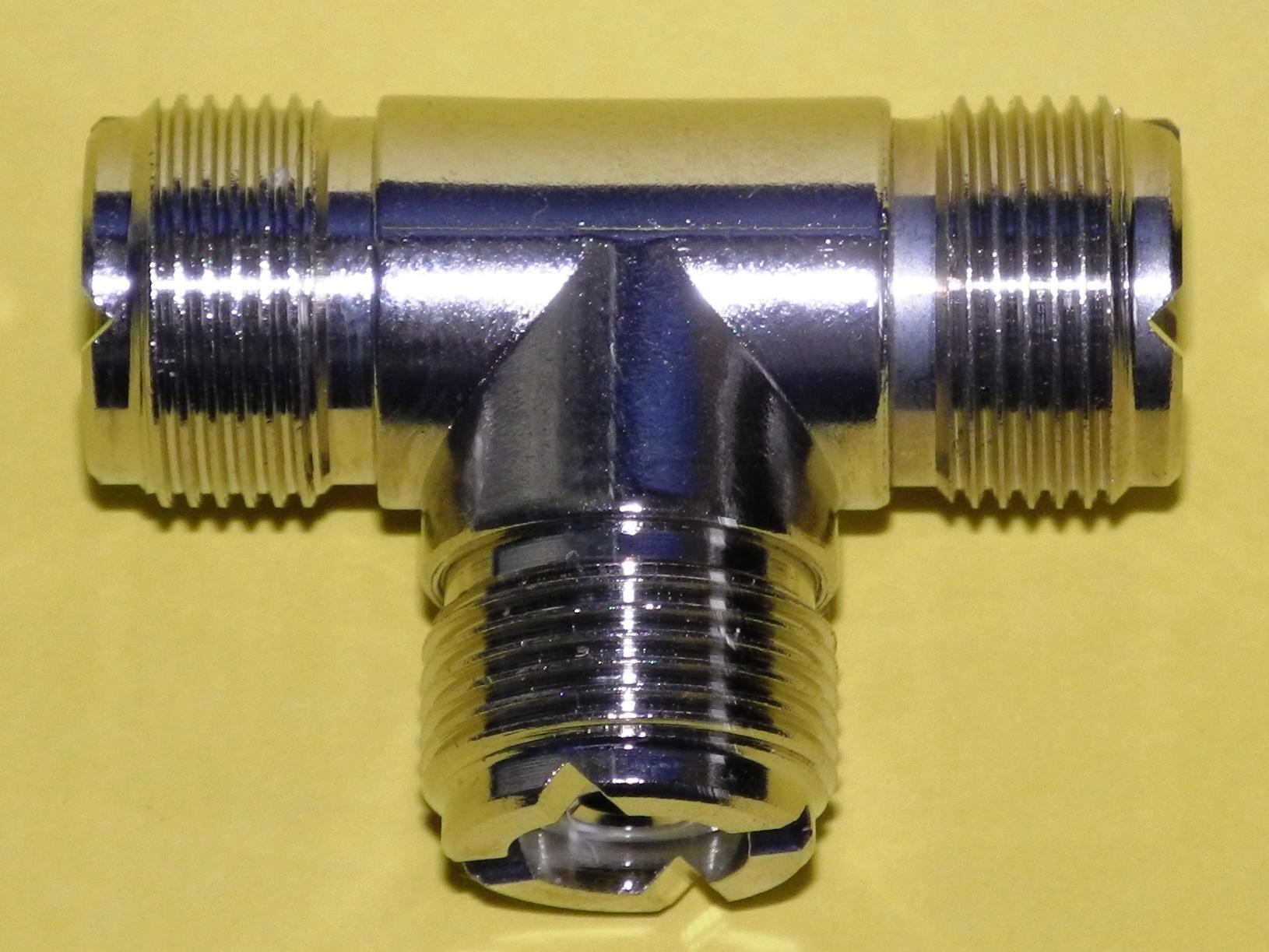 M型JJJ分岐コネクター テフロン