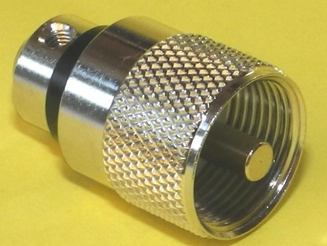 M型アンテナベースコネクター