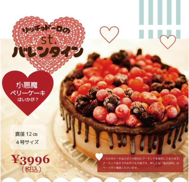 [オリジナルジェラートケーキ]期間限定発売【バレンタイン チョコケーキ】アイスクリーム 牛乳不使用 豆乳不使用 プレゼント ギフト 贈り物 お祝い  贈答用  アイスケーキ  ケーキ 100%植物性アイスクリーム