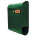 マーキュリー MCR Mail Box 郵便ポスト グリーン