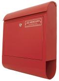 マーキュリー MCR Mail Box 郵便ポスト レッド