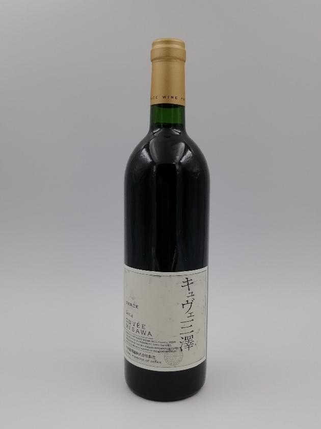 【お問合せ商品】グレイス・キュヴェ三澤(赤)2014