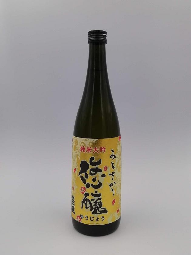 三千盛 悠醸 純米大吟醸酒 720ml