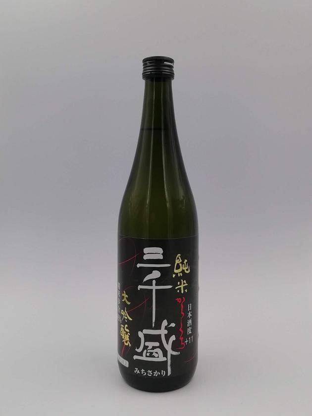 三千盛 純米 純米大吟醸酒 720ml