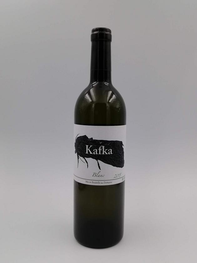 ヒトミワイナリー・Kafka Blanc  カフカブラン  2015 白