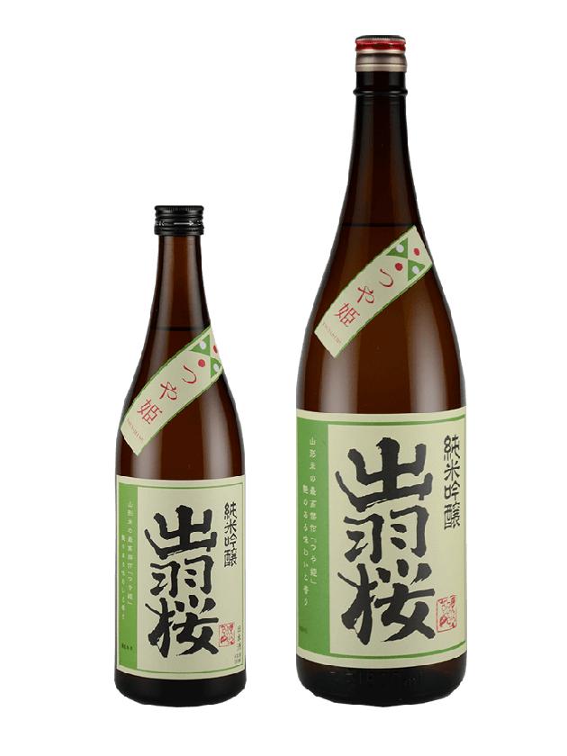 出羽桜酒造 出羽桜 つや姫 純米吟醸酒