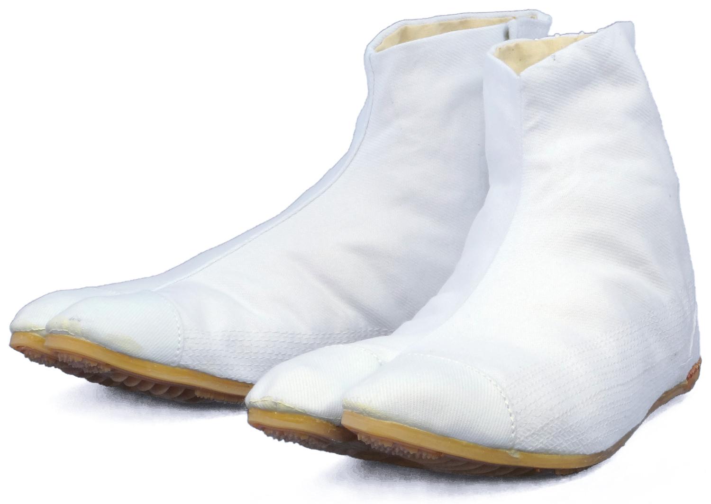 力王 ホワイト WF5 5枚コハゼ 白生地