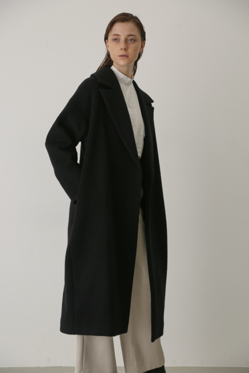 19FW Relax loose gown coat