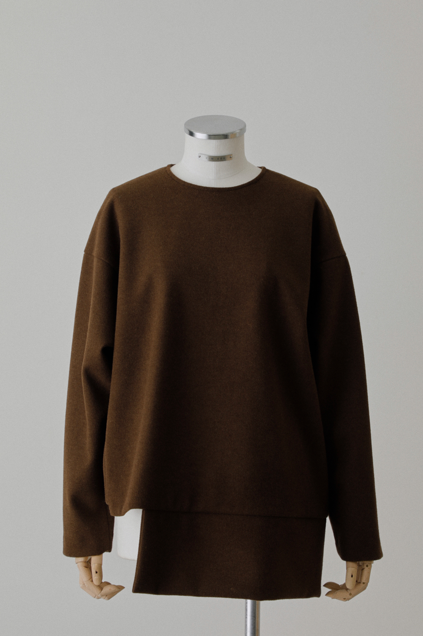 Asymmetry square tops