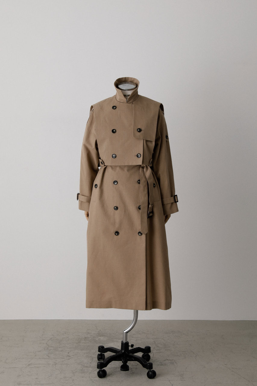 2/19- order start Arrange over size trench coat