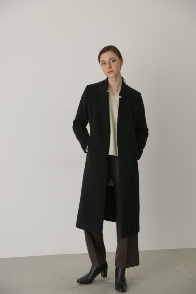 Mannish I line coat