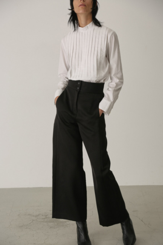 Frontseam highwaist PT