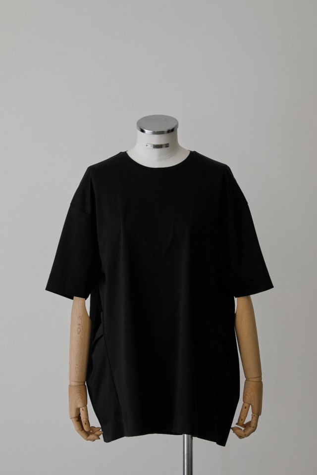 Round silhouette cut tops