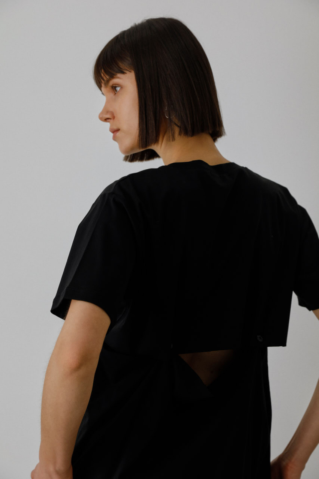 Back arrange cut tops
