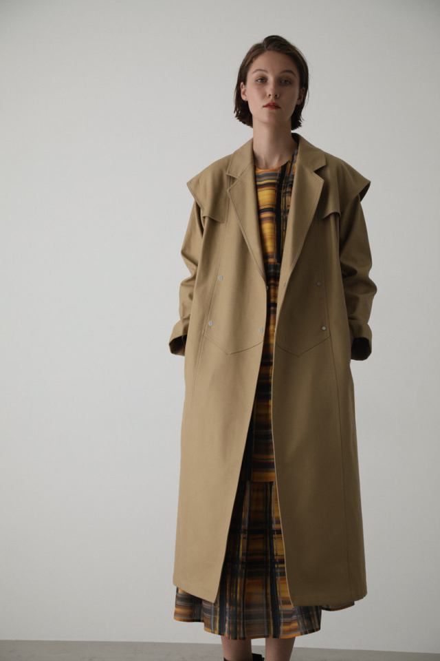 Spring liner trench CT