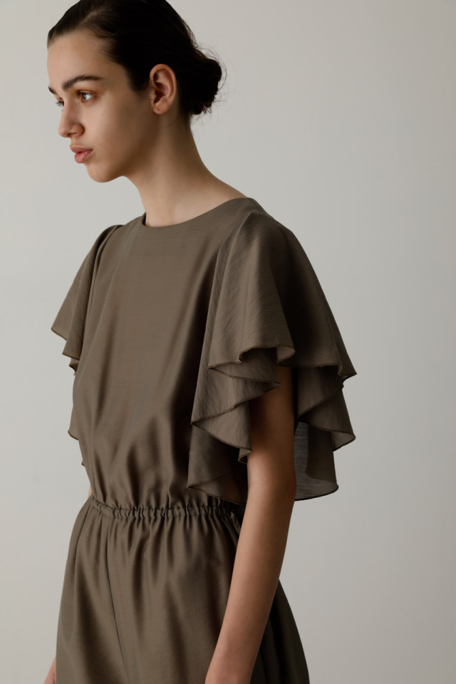Flare sleeve all in one