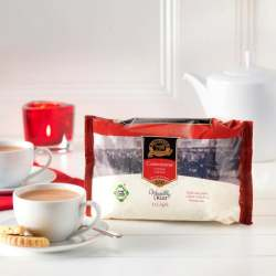 ■英国紅茶 リントンズ 【CONNOISSEUR コノシュア】 100包200杯分 300g