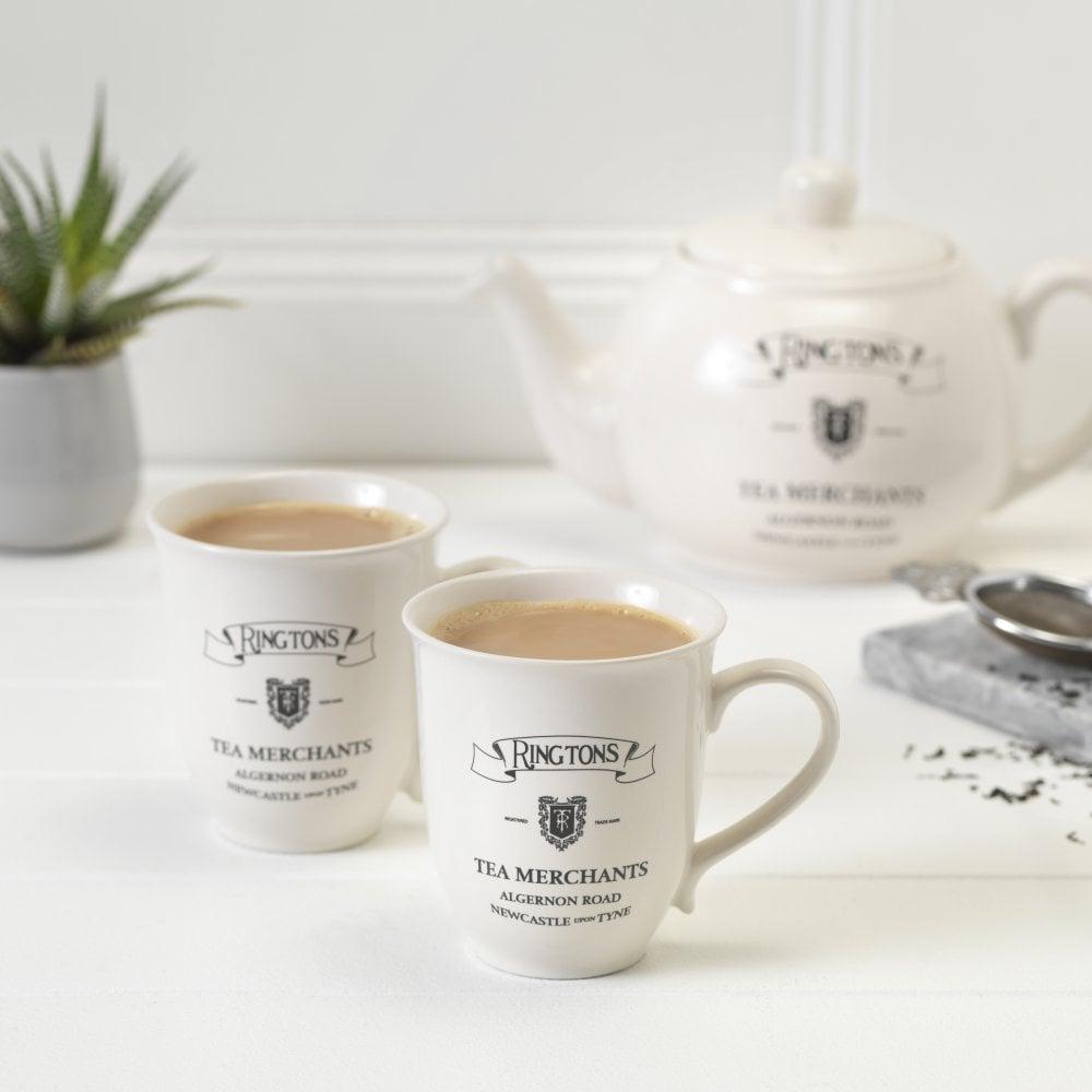 ◆英国紅茶 Ringtons リントンズ 【Everyday Beakers エブリデイマグ2個セット】