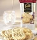 ◆英国紅茶 Ringtons リントンズ 【紅茶商の紋章型で焼かれたショートブレッド】