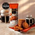 ◆英国紅茶 Ringtons リントンズ 【英国で1番人気のジンジャービスケット 300g】