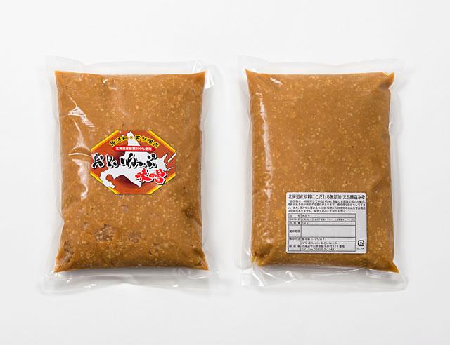 おといねっぷ米味噌