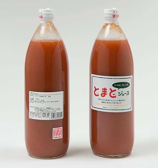 北海道滝上産 トマトジュース