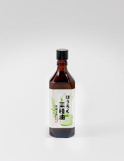 ほうろく菜種油(荒搾り)