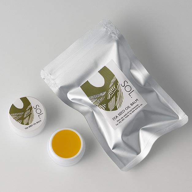 茶実油バーム
