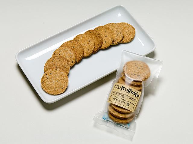 おからクッキー(KUROGO)
