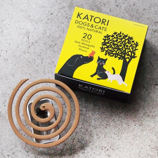 動物用医薬部外品 KATORI DOGS&CATS
