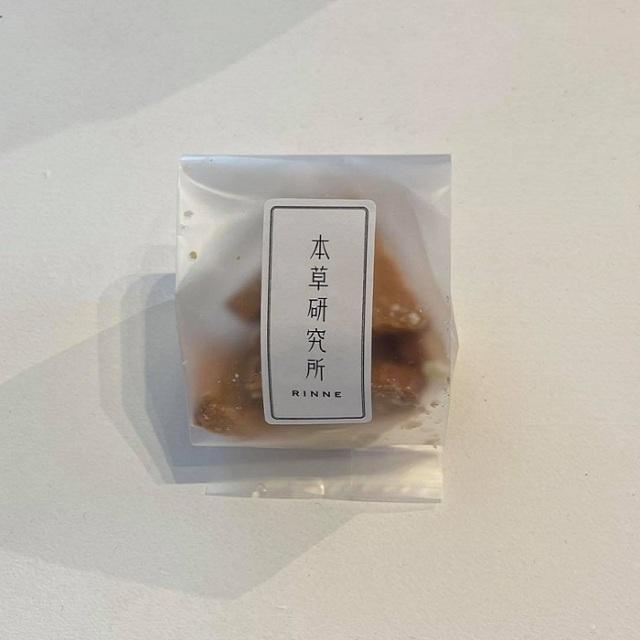 塩麹とアーモンドのクッキー / VISON