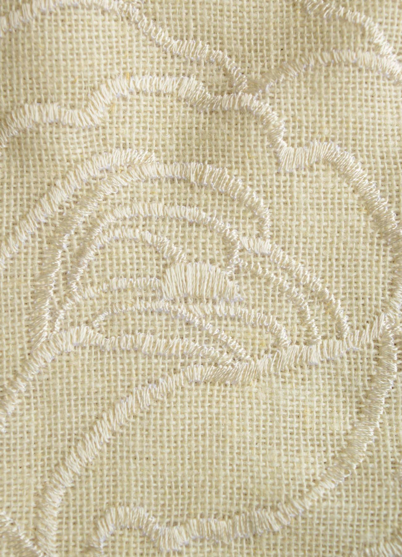 刺繍カーテンバラ ②