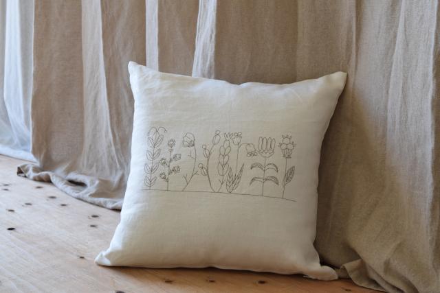 リノ トワール オーダー刺繍